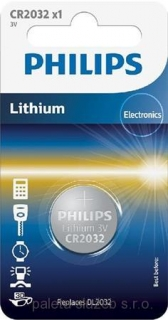 PHILIPS CR2032/01B Mini Lithium / 1