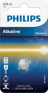 PHILIPS A76/01B Mini Alkaline / 1